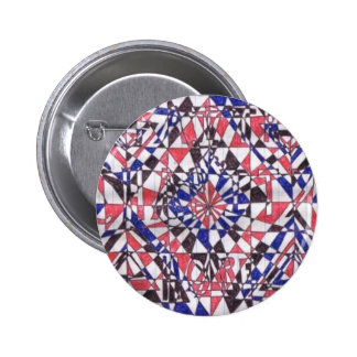 Faith, Hope, Charity, Love Products Pinback Button