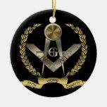 Faith, Hope, Charity Ornament