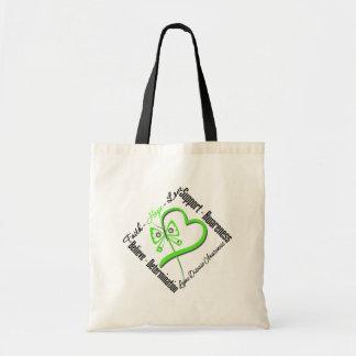 Faith Hope Love Butterfly - Lyme Disease Bags