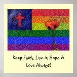 FAITH HOPE & LOVE POSTERS