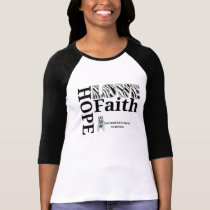 Faith, hope, love shirt