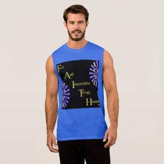 Faith Hope Love Sleeveless Shirt