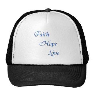 Faith Hope Love (Virtues Product) Trucker Hat
