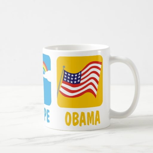 Faith Hope Obama T Shirts Mugs