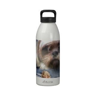 faith in the future drinking bottle