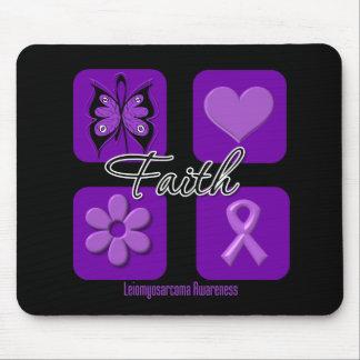 Faith Inspirations Leiomyosarcoma Mouse Pads