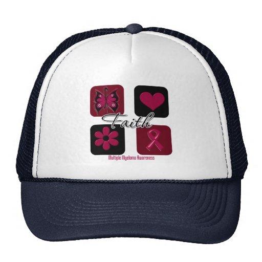 Faith Inspirations Multiple Myeloma Trucker Hat
