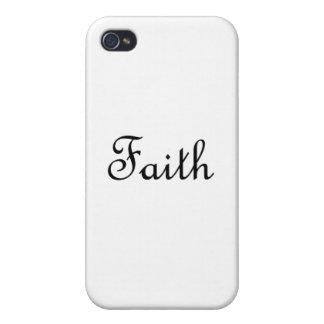 Faith iPhone 4/4S Cases