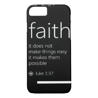 Faith iPhone 7 case