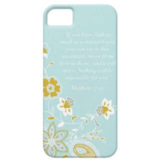 Faith iPhone SE/5/5s Case