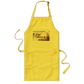 Faith is Now Apron