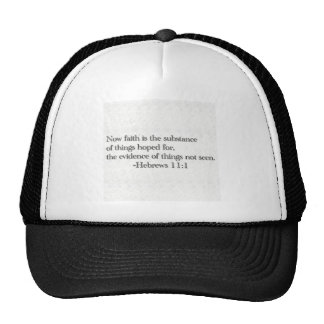 Faith is the Substance of Things Hoped for Trucker Hat