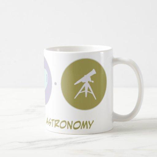 Faith Love Astronomy Coffee Mug