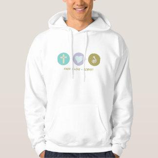 Faith Love Cornet Sweatshirt