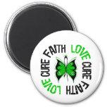 Faith Love Cure - Stem Cell/Bone Marrow Transplant Fridge Magnets