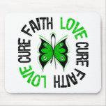 Faith Love Cure - Stem Cell/Bone Marrow Transplant Mouse Pads