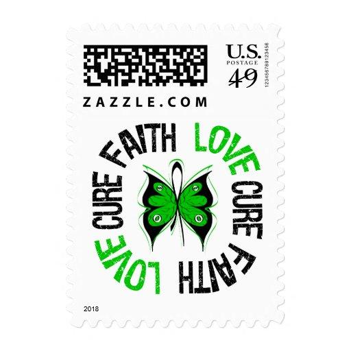 Faith Love Cure - Stem Cell/Bone Marrow Transplant Postage