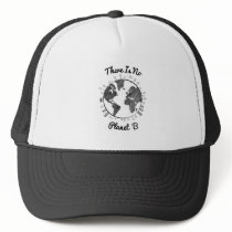 Faith Love Hope Breast Cancer Awareness Gift Trucker Hat