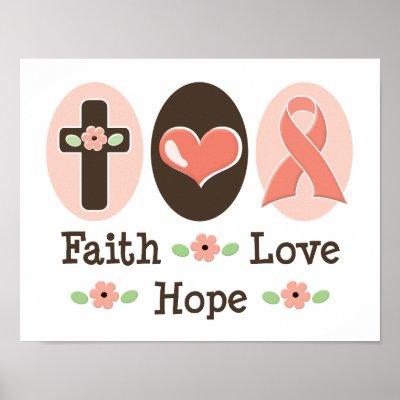 faith love and hope