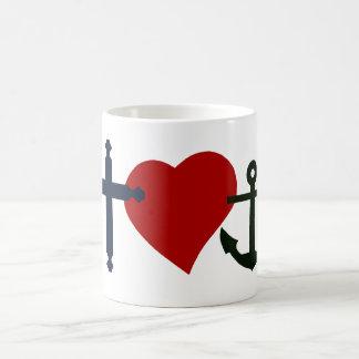 Faith Love Hope Mug