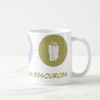 Faith Love Human Resources Classic White Coffee Mug
