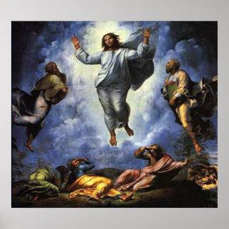 FAITH & LOVE JESUS POSTER