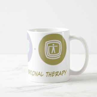 Faith Love Occupational Therapy Classic White Coffee Mug