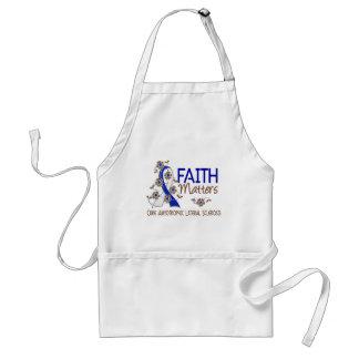 Faith Matters 3 ALS Adult Apron