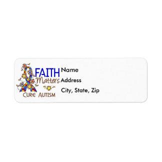 Faith Matters 3 Autism Label