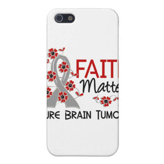 Faith Matters 3 Brain Tumors Cover For iPhone 5