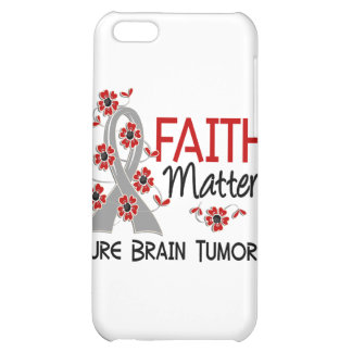 Faith Matters 3 Brain Tumors Cover For iPhone 5C