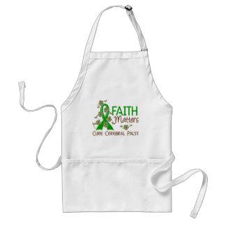 Faith Matters 3 Cerebral Palsy Adult Apron