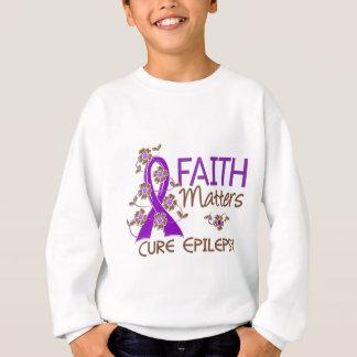 Faith Matters 3 Epilepsy Sweatshirt