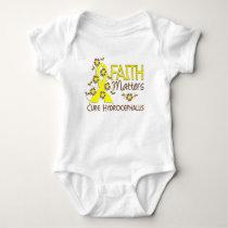 Faith Matters 3 Hydrocephalus Baby Bodysuit