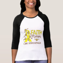 Faith Matters 3 Hydrocephalus T-Shirt
