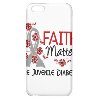 Faith Matters 3 Juvenile Diabetes Case For iPhone 5C