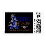 Faith Matters 3 Rheumatoid Arthritis Stamp