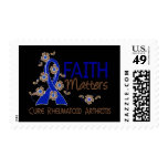 Faith Matters 3 Rheumatoid Arthritis Stamps