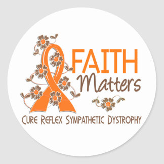 Faith Matters 3 RSD Round Stickers