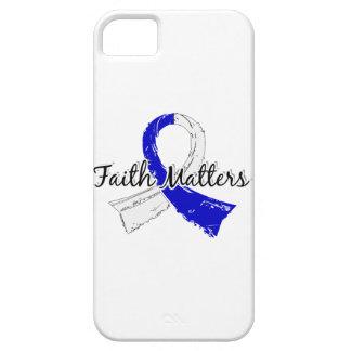Faith Matters 5 ALS iPhone 5 Case