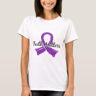 Faith Matters 5 Alzheimer's Disease T-Shirt