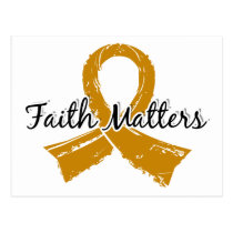 Faith Matters 5 Appendix Cancer Postcard