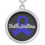 Faith Matters 5 Arthritis Personalized Necklace