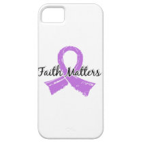 Faith Matters 5 Cancer (General) iPhone SE/5/5s Case