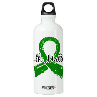 Faith Matters 5 Cerebral Palsy Aluminum Water Bottle