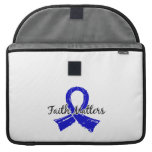 Faith Matters 5 CFS Sleeves For MacBook Pro