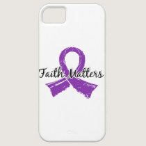 Faith Matters 5 Crohn's Disease iPhone SE/5/5s Case