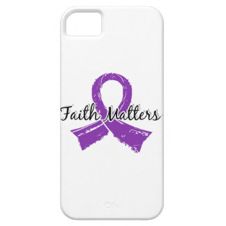 Faith Matters 5 Cystic Fibrosis iPhone SE/5/5s Case