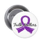 Faith Matters 5 Epilepsy Buttons