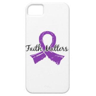Faith Matters 5 Fibromyalgia iPhone SE/5/5s Case